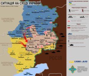 Ситуація на сході України на 13 липня 2014 р