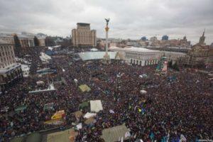 """""""Марш мільйонів"""". 8 грудня 2013 р"""