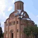 П'ятницька церква в Чернігові. Кінець XII - початок XIII ст.