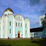 Успенський собор у Володимирі. 1160. Сучасний вигляд