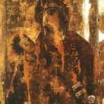 Холмська ікона Богородиці. XII ст.
