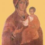 Дорогобузька ікона Богородиці. Остання третина XIII ст.