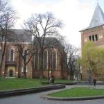 Костел святого Варфоломія в Дрогобичі. 1392 - XV ст.