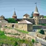 Кам'янець-Подільська фортеця. XIV -XVI ст.