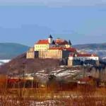 Замок Паланок (Мукачівський замок). XIV-XVII ст