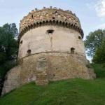 Острозький замок. Кругла (Нова) вежа. Кінець XVI ст