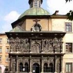 Ансамбль Кафедрального костелу у Львові: каплиця Боїмів. 1609-1617
