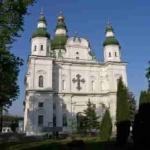 Троїцький собор Троїцько-Іллінського монастиря в Чернігові. 1679-1689