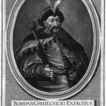 Портрет Богдана Хмельницького В. Гондіуса. Середина XVII ст