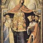 Ікона «Покров Богородиці» (з портретом гетьмана Богдана Хмельницького). Перша половина XVIII ст