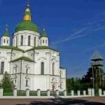 Преображенська церква у Великих Сорочинцях. 1732.