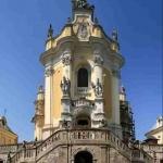 Собор святого Юра у Львові. 1746-1762