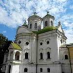 Покровська церква в Києві. 1766