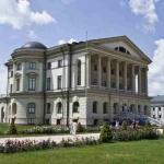 Палац Кирила Розумовського в Батурині. 1799-1803. Сучасний вигляд