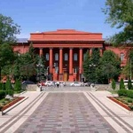 Будівля Київського університету. 1837-1843