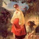 «Катерина» 1842 Т. Шевченко