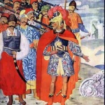 «Еней та його військо». 1919. Г. Нарбут