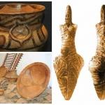 Кераміка трипільської культури. Орнаментована кераміка.